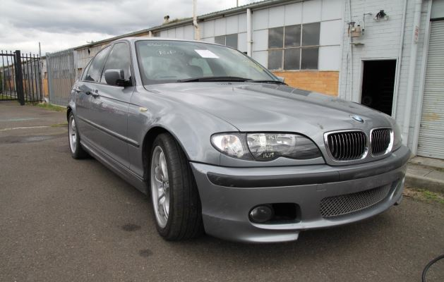 2004 BMW 3 E46 CROSSMEMBER FRONT