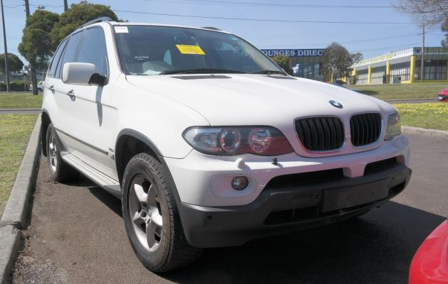 2005 BMW X5 E53 GUARD RF