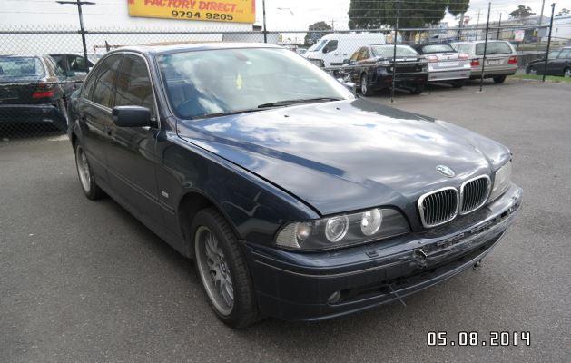 2003 BMW 5 DOOR MIRROR LF