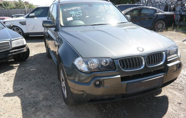 2004 BMW X3 E83 PWR STEER RACK