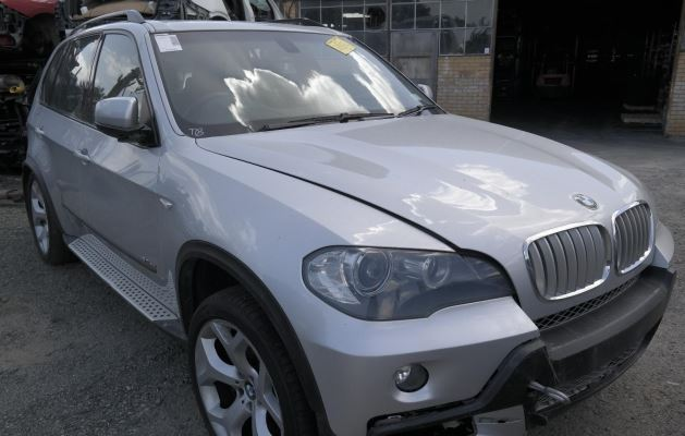 2008 BMW X5 E70 6 SP AUTOMATIC STEPT TRANSMISSION/GEARBOX