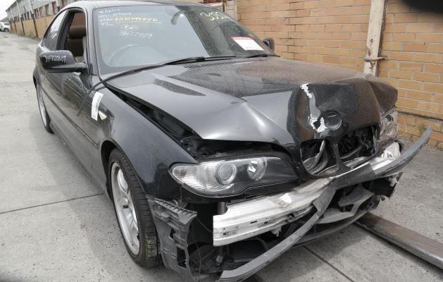 2003 BMW 3 E46 ENGINE LONG