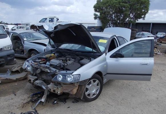 2003 FORD FALCON BA COMPLETE VEHICLE