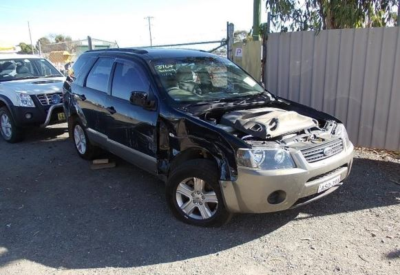 2004 FORD TERRITORY SX 4.0L MULTI POINT F/INJ COMPLETE VEHICLE