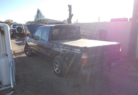2004 FORD COURIER PG COMPLETE VEHICLE