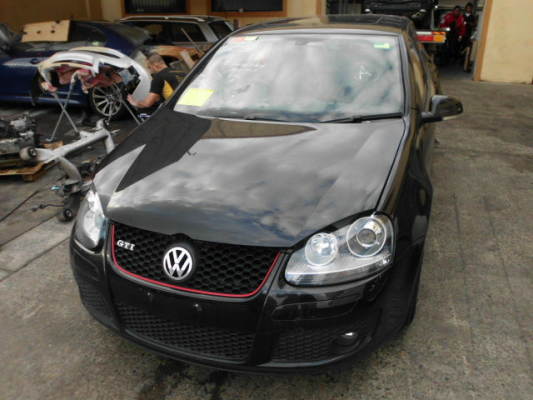 2008 VOLKSWAGEN GOLF 1K MY08 UPGRADE GTi 6 SP AUTO DIRECT SHIFT 2.0L TURBO MPFI COMPLETE VEHICLE