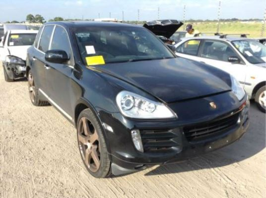 2008 PORSCHE CAYENNE MY07 S 6 SP AUTOMATIC TIPTRONIC 4.8L MULTI POINT F/INJ ENGINE COVER