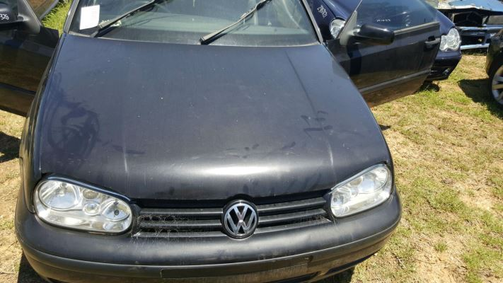 2000 VOLKSWAGEN GOLF GL 4 SP AUTOMATIC 2.0L MULTI POINT F/INJ PWR STEER PUMP