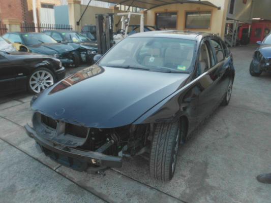 2005 BMW 3 E90 20i 6 SP AUTOMATIC STEPTRONIC 2.0L MULTI POINT F/INJ PWR STEER RACK