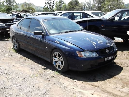 2003 HOLDEN COMMODORE VYII EXECUTIVE 4 SP AUTOMATIC 3.8L MULTI POINT F/INJ WIPER SWITCH