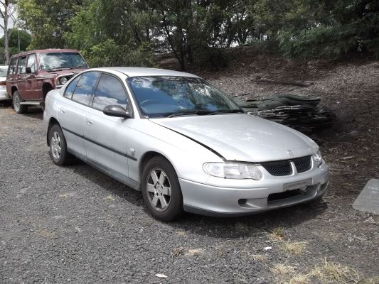 2001 HOLDEN COMMODORE VXII EXECUTIVE 4 SP AUTOMATIC 3.8L MULTI POINT F/INJ DOOR LOCK ASSEMBLY RF