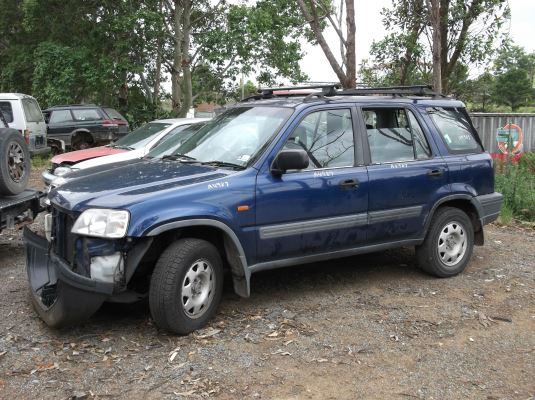 1998 HONDA CRV (4x4) 4 SP AUTOMATIC ALTERNATOR