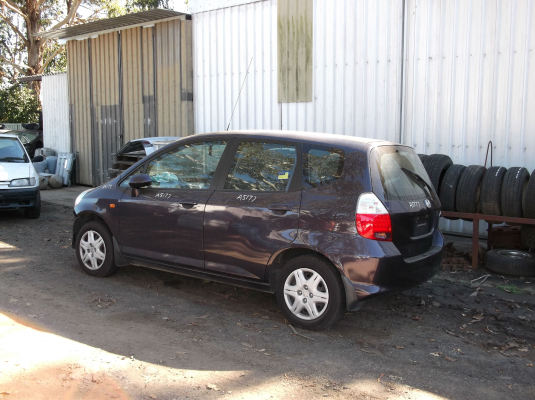2008 HONDA JAZZ GE 5 SP AUTOMATIC 1.3L MULTI POINT F/INJ ALTERNATOR