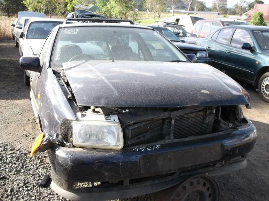 1997 VOLKSWAGEN POLO 5 SP MANUAL 1.6L ELECTRONIC F/INJ WIPER ARM LEFT