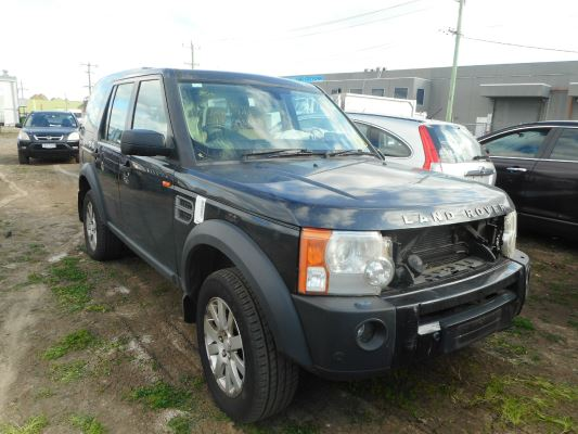 2005 Land Rover Discovery 3 Hse 6 Sp Automatic 44l Multi Point F