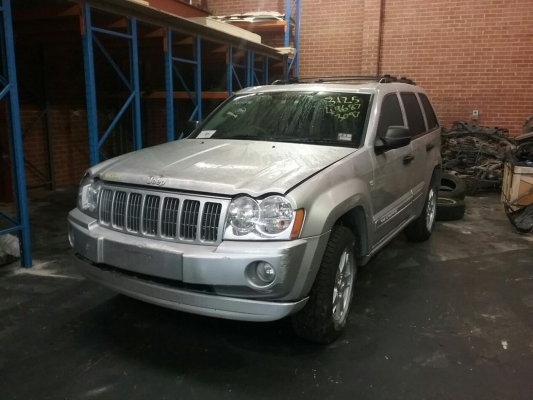 2007 JEEP CHEROKEE KJ MY05 UPGRADE SPORT (4x4) 4 SP AUTOMATIC 3.7L MULTI POINT F/INJ