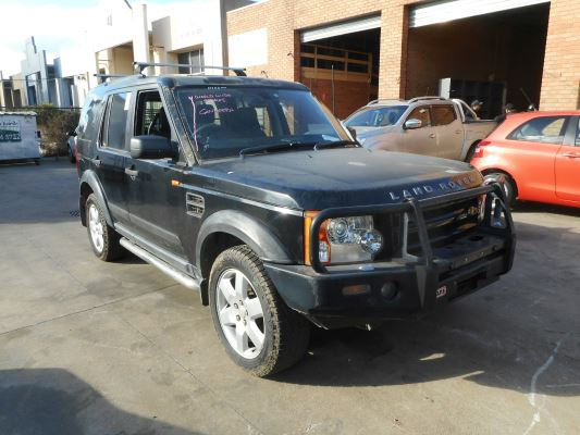2005 Land Rover Discovery 3 Hse 6 Sp Automatic 4 4l Multi Point F
