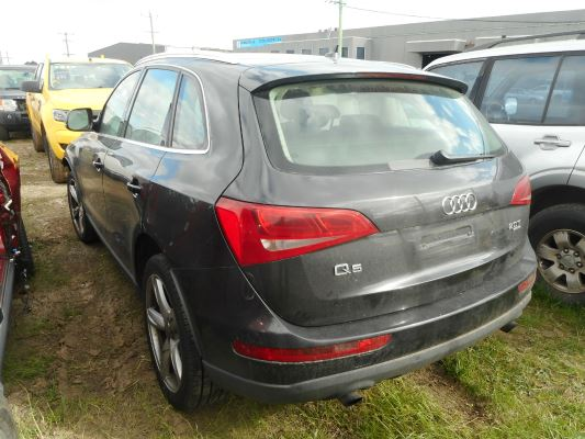2009 AUDI Q5 8R 2.0 TFSI QUATTRO 7 SP AUTO DUAL CLUTCH 2.0L TURBO MPFI TAIL LIGHT RIGHT