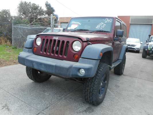 2008 Jeep Wrangler Jk My08 Renegade 4x4 6 Sp Manual 38l Multi Point: 2008 Jeep Wrangler Catalytic Converter At Woreks.co