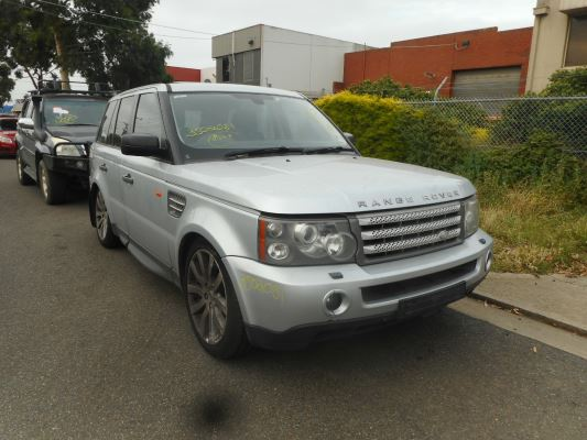 2006 RANGE ROVER RANGE ROVER SPORT 4.2 S/C 6 SP AUTO SEQUENTIAL 4.2L SUPERCHARGED MPFI