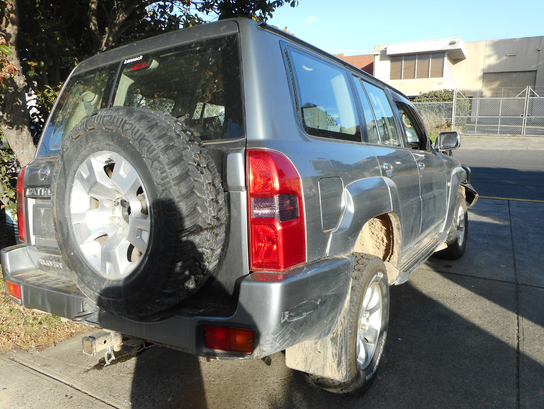 2008 Nissan Patrol Gu Vi Fuse Box In Campbellfield Vic