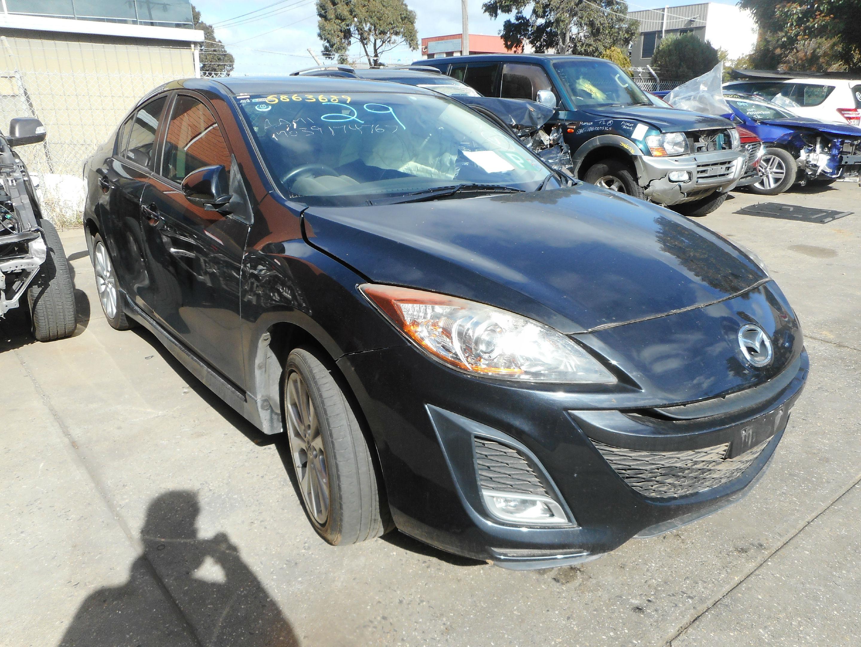 2009 Mazda Mazda3 Bl Fuse Box In Campbellfield Vic 3