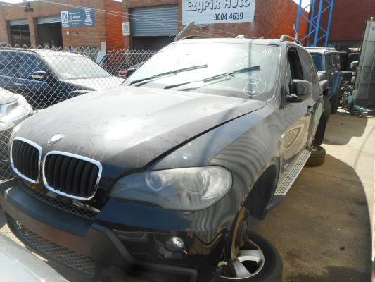 2008 Bmw X5 E70 3 0d 6 Sp Automatic Stept 3 0l Diesel Turbo F Inj Turbo Intercooler