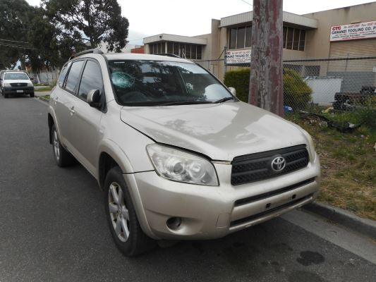 2006 TOYOTA RAV4 ACA33R CRUISER (4x4) 5 SP MANUAL 2.4L MULTI POINT F/INJ DOOR GLASS LR