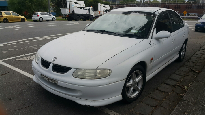 1999 HOLDEN COMMODORE VT 4 SP AUTOMATIC 3.8L MULTI POINT F/INJ ENGINE LONG