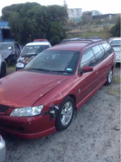 2003 HOLDEN COMMODORE VY ACCLAIM 4 SP AUTOMATIC 3.8L MULTI POINT F/INJ CALIPER LF