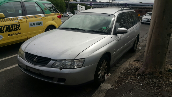 2003 HOLDEN COMMODORE VY ACCLAIM 4 SP AUTOMATIC 3.8L MULTI POINT F/INJ ENGINE LONG