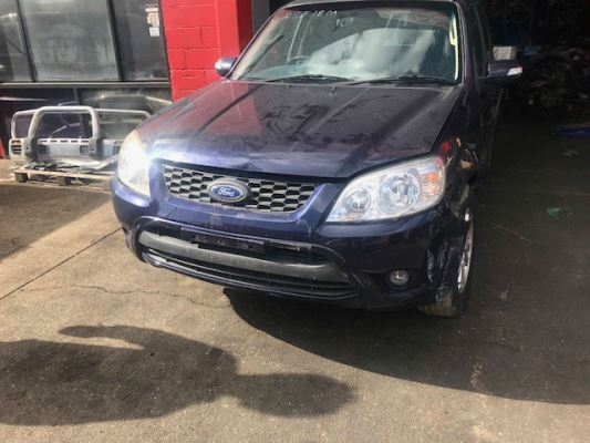 2010 FORD ESCAPE ZD 4 SP AUTOMATIC 2.3L MULTI POINT F/INJ TRANSMISSION/GEARBOX
