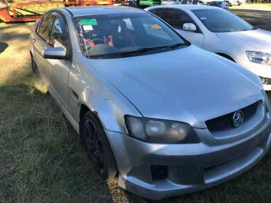 2006 HOLDEN COMMODORE VE SV6 6 SP MANUAL 3.6L MULTI POINT F/INJ PWR STEER RACK