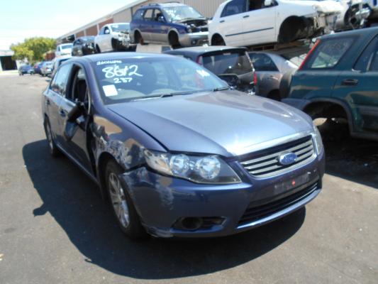 2009 FORD FALCON FG XT 5 SP AUTO SEQ SPORT 4.0L MULTI POINT F/INJ DOOR LF