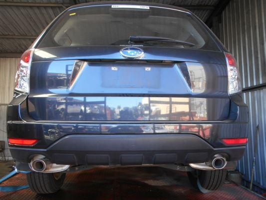 2010 SUBARU FORESTER MY10 4 SP AUTO ELEC SPORT 2.5L MULTI POINT F/INJ ENGINE COMPLETE