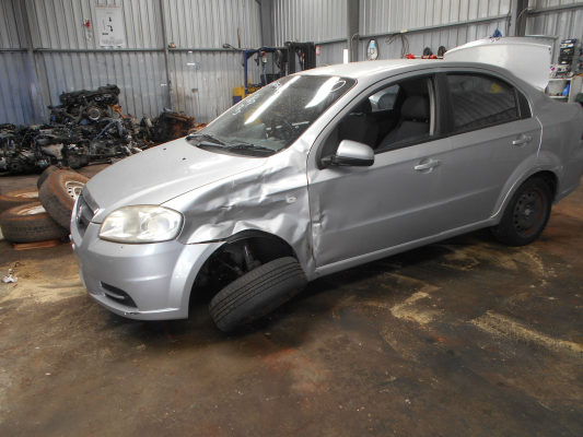 2007 HOLDEN BARINA 4 SP AUTOMATIC CATALYTIC CONVERTER