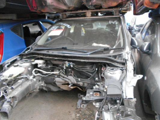 2009 MAZDA MAZDA3 BL MAXX 5 SP AUTOMATIC 2.0L MULTI POINT F/INJ BOOT/TAILGATE LIGHT LEFT