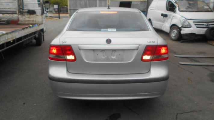 2007 SAAB 9-3 MY07 5 SP AUTOMATIC 2.0L TURBO MPFI TAIL LIGHT LEFT