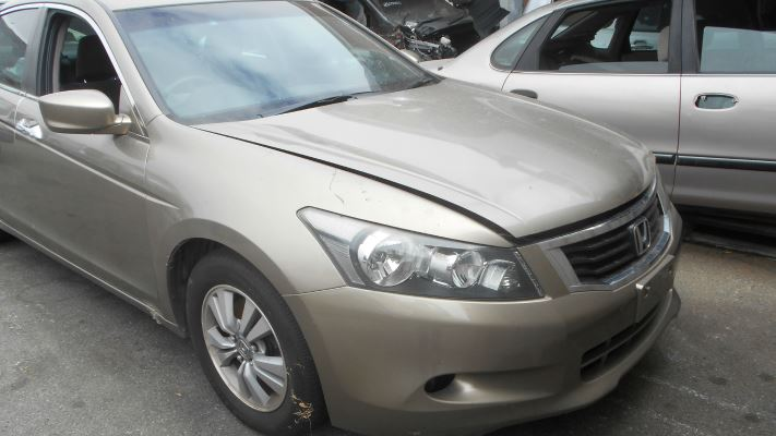 2008 HONDA ACCORD 10 EURO LUXURY 5 SP AUTOMATIC 2.4L MULTI POINT F/INJ WASHER TANK