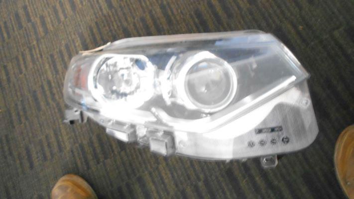 2012 FORD TERRITORY SZ TX (RWD) 6 SP AUTOMATIC 4.0L MULTI POINT F/INJ HEADLIGHT RIGHT