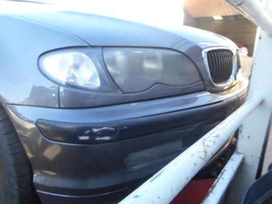 2002 BMW 3 E46 18i 5 SP AUTOMATIC STEPTRONIC 2.0L MULTI POINT F/INJ TAIL LIGHT RIGHT