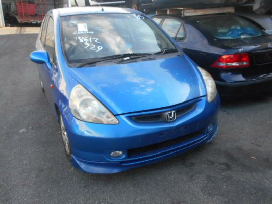2003 HONDA JAZZ VTi CVT AUTO 7 SP SEQUENTIAL 1.5L MULTI POINT F/INJ COMPACT DISC PLAYER