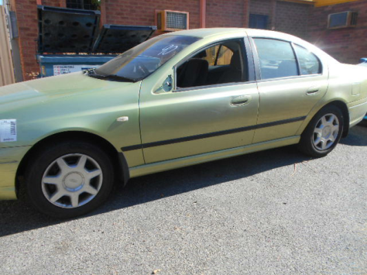 2004 FORD FALCON BA XT 4 SP AUTO SEQ SPORTS 4.0L MULTI POINT F/INJ ENGINE COMPUTER (ECU)