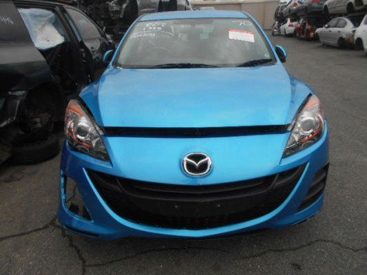 2011 Mazda Mazda3 Bl 10 Upgrade Neo 5 Sp Automatic 2 0l Multi Point