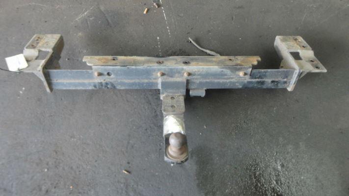 2006 FORD FALCON BF XL (LPG) 4 SP AUTO SEQ SPORTS 4.0L LPG TOWBAR