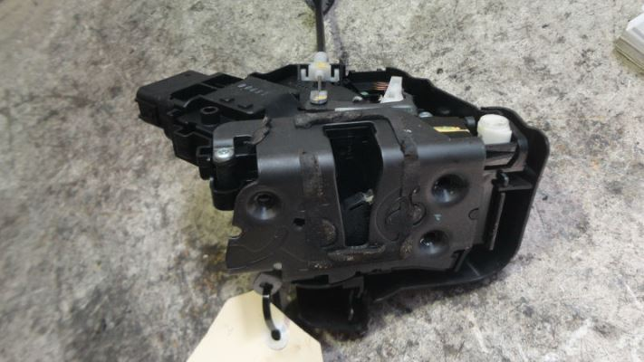 2008 FORD FOCUS LT ZETEC 5 SP MANUAL 2.0L MULTI POINT F/INJ DOOR LOCK SOLENOID RR