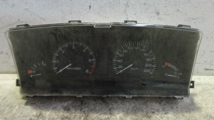 1995 FORD FALCON EF 4 SP AUTOMATIC 4.0L MULTI POINT F/INJ INSTRUMENT CLUSTER