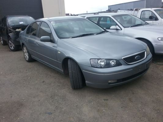 2002 FORD FAIRMONT BA GHIA 4 SP AUTO SEQ SPORTS 4.0L MULTI POINT F/INJ DOOR WINDOW REGULATOR ELECTRIC LF