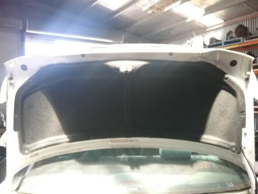 1995 FORD FALCON EF BOOT TRIM in MOOLAP, VIC
