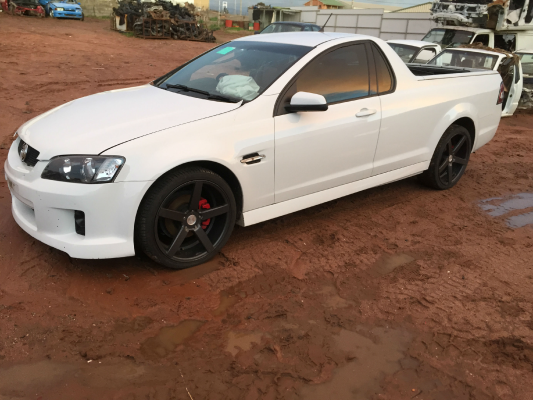 2008 HOLDEN COMMODORE VE MY08 3.6L MULTI POINT F/INJ DOOR LF